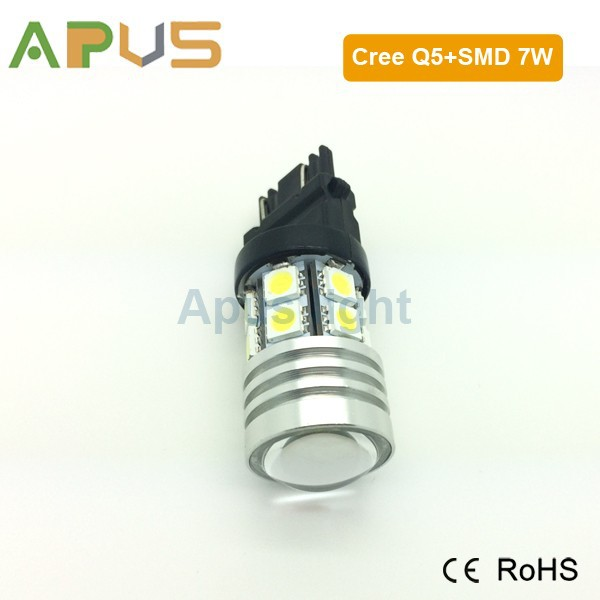 Wholesale CR-EE plus SMD 7W 3156 3157 auto 12V led lighting