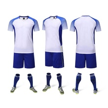 OEM 100% Polyester <strong>Sports</strong> <strong>Wear</strong> New Style Of Breath Soccer Fit Jersey Red Football Uniform