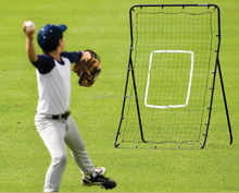 "55""*36"" Classical Pitch Return, Steel Baseball with PE Net"