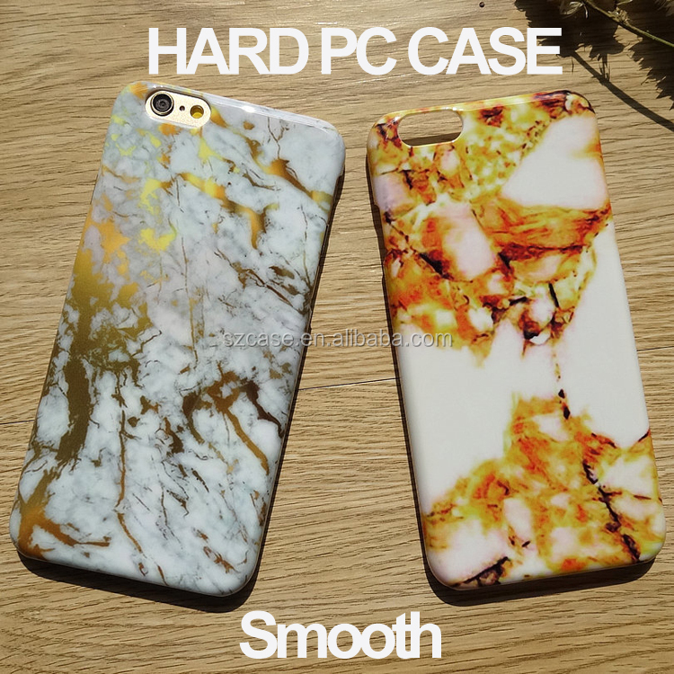 Smooth Hard Case for iphone 6 PC IMD Stone Design Mobile Phone Cover for Iphone 6 Plus case