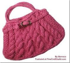 Knitting bag/fashion knitted bag/knitting bag shopping