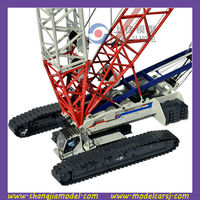 Scale model crane, 1 50 die cast crane model toy,tower crane model diecast
