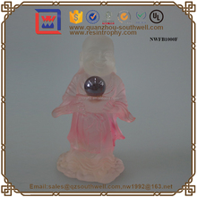 Wholesale Home Decoration,Resin Figures Chain Epoxy Resin Buddha Statues For Decoration