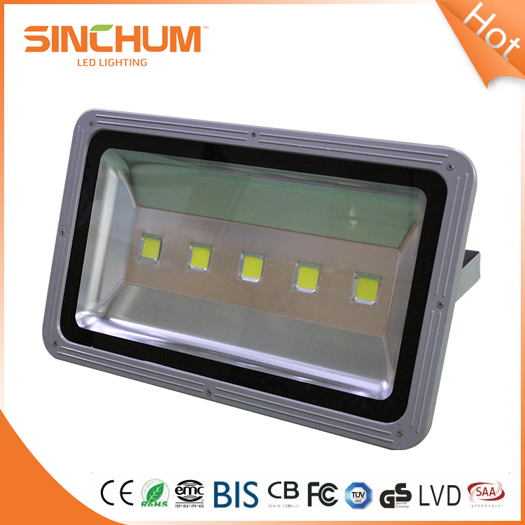 Die-Casting Aluminum Frame Smd Dimmable 250W Led Flood Light