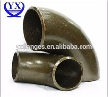 short raduis carbon steel 90 degree elbow SCH40