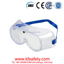 CE ANSI Safety Glasses Protective Motorcycle Goggles Dust Wind Splash Proof Lab goggles