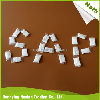 with competitive price selling Water Soluble sap sachet for vomit bag