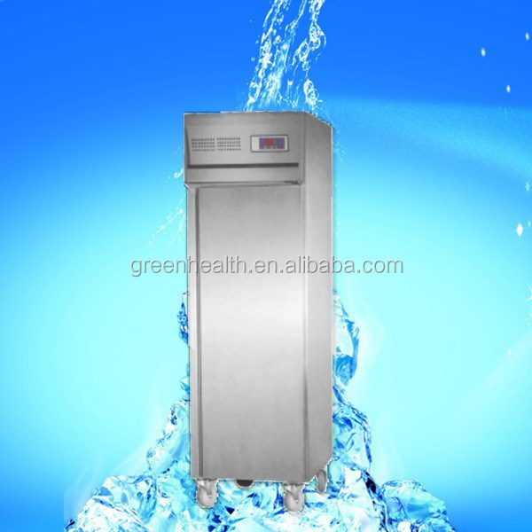 commercial refrigerator/stainless steel refrigerator for kitchen / air cooler without water