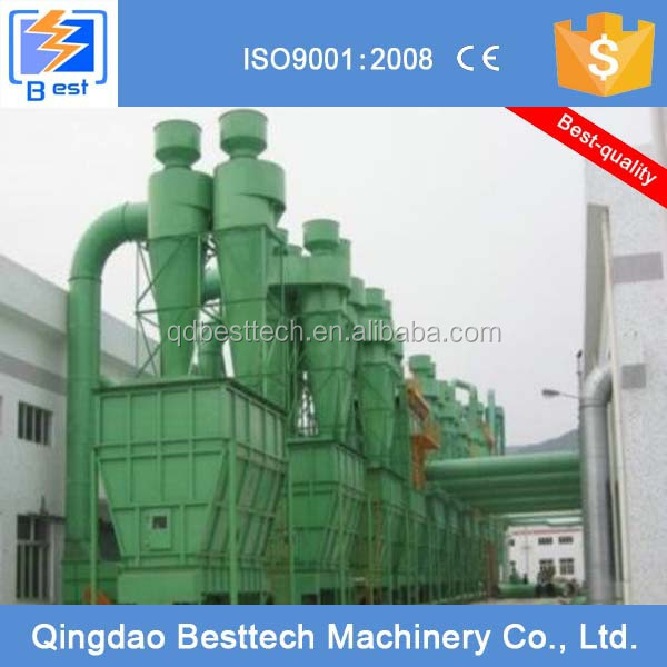 Dust flour filter, polyester baghouse fitlers