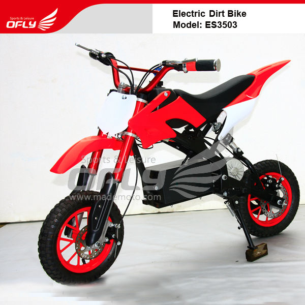 new design ce approved 24v 12ah electric dirt bikes cheap price E3503