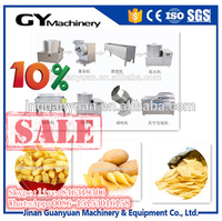 Fresh potato chips making machine/french fries making machine