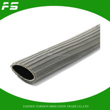 Trade Assurance Competitive Newest Pvc Lined Lay Flat Hose