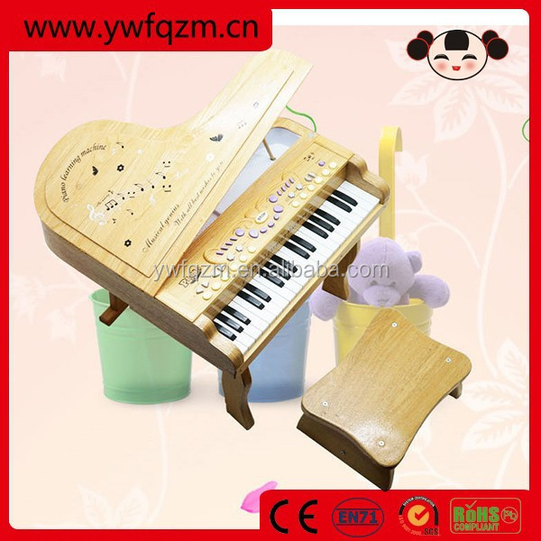 Hot Selling Kids Wood Electric Piano