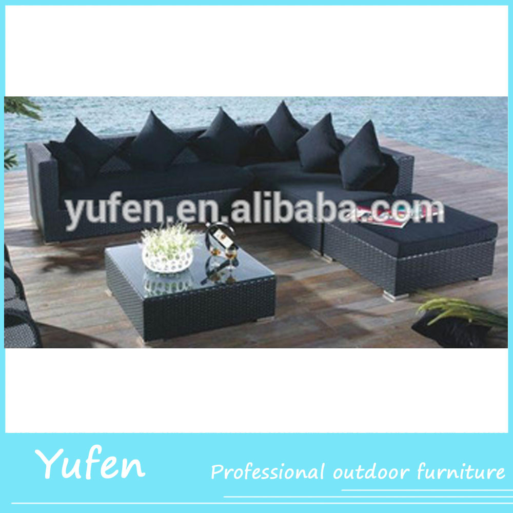 general use rattan sofa used furniture for sale