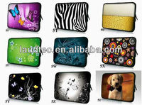 "Art print Fancy 15'' 15.4'' 15.6""Laptop Sleeve bag case cover For Acer HP Dell Samsung Asus,More Patterns avaiable,Laudtec"