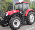 YTO brand model X1254 125hp yto tractor for sale