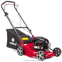 "18"" hand push lawn mower"