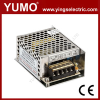 YUMO MS-15 5/12/24V 15W Mini size series LED Switching Power Supply