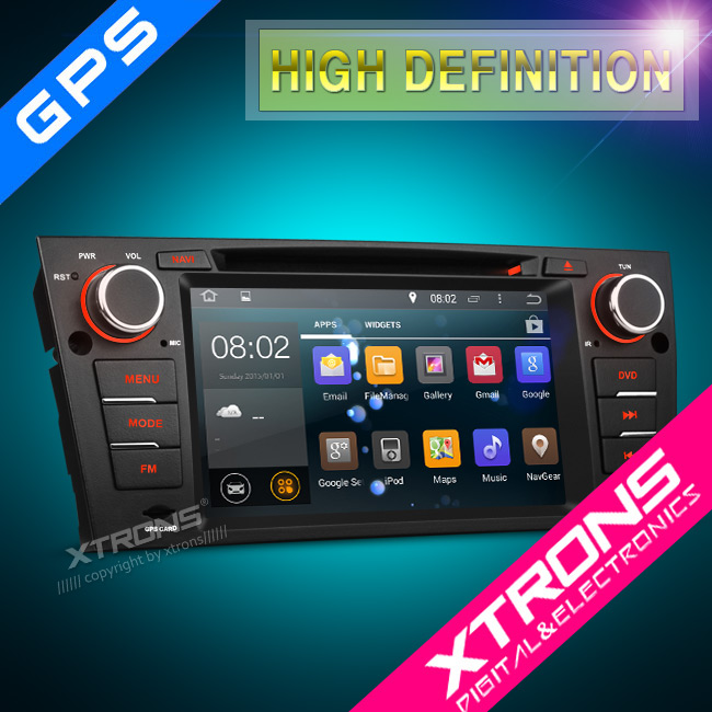 "hot selling 7"" HD Digital Multi-touch Screen dvd player with usb and memory card for BMW"