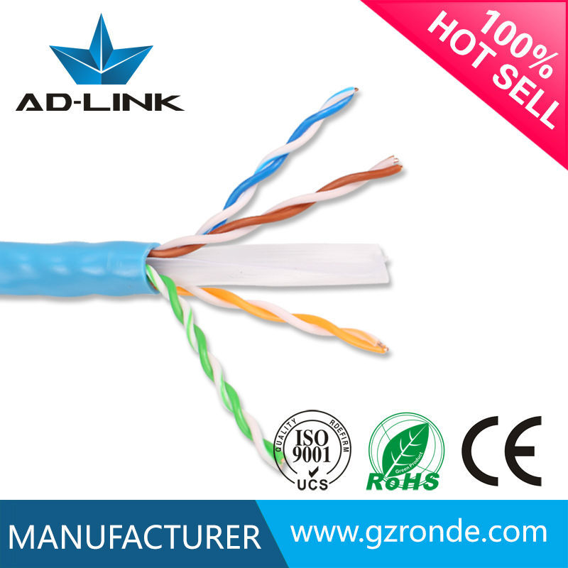 2017 hot sale Quality guarantee pvc lift cat6 cable