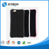Anti gravity adsorption phone protective cover for iphone 6 shockproof case