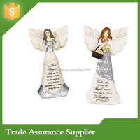 2015 8 Angel Resin Garden Ornaments
