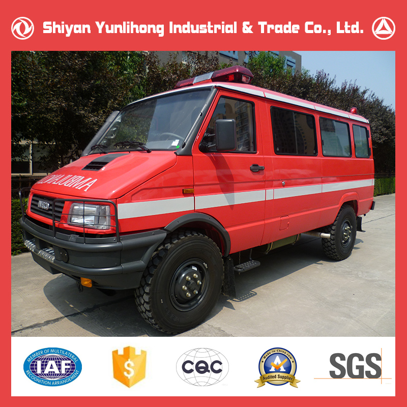 Brand New Off Road 4WD Ambulance Car Price/Chinese 4x4 ICU Ambulance For Sale