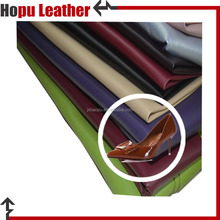 bulk pu ynthetic leathers sales in rolls from leather factory suppliers