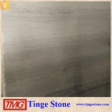 Chinese Grey Wooden Grain Marble With Good Price
