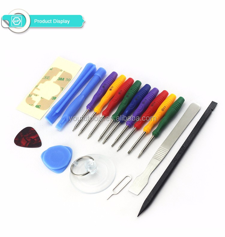 18 in 1 Factory Precision Screwdriver Set Mobile Phone Repair Tools for Electronics Phones