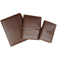Customize Leather Writing Paper Stationery