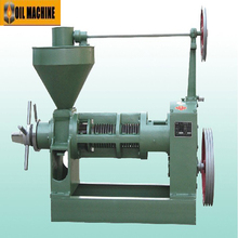 Factory price cold press screw soybean oil extractor from China
