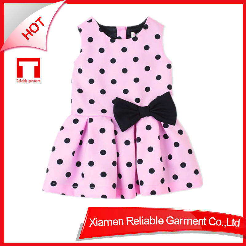 Girls winter dress for 3 year old girl dress clothing factories in china