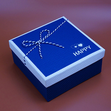 Luxury Printing Custom Design Magnetic Paper Acrylic Gift Box