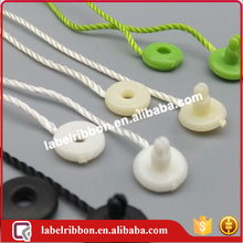 Hot Sale Embossed Plastic Seal Tag With String