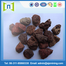 basalt lava rock 10-50(mm)/ volcanic rock for sale