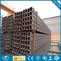 Tianjin TYT welding material square steel tubing for sale square pipe iron and steel company