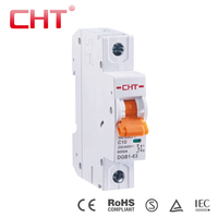 Shipping Free Samples!Good Price/OEM Service/CE SEMKO Certificated 6kA MCB Miniature Circuit Breakers