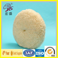 High Quality 9 inch Double Side Wool Polishing/Buffing Pad