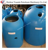 float shoes and float collars for oil well casing