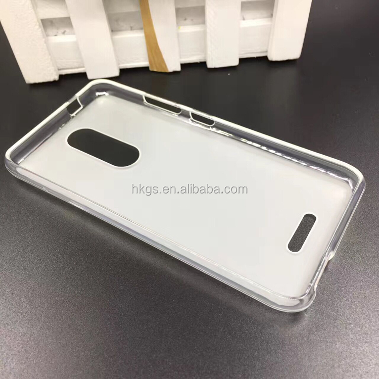 Low MOQ Frosted Pudding TPU Case Cover For Wiko U Pulse Lite UPulse Lite