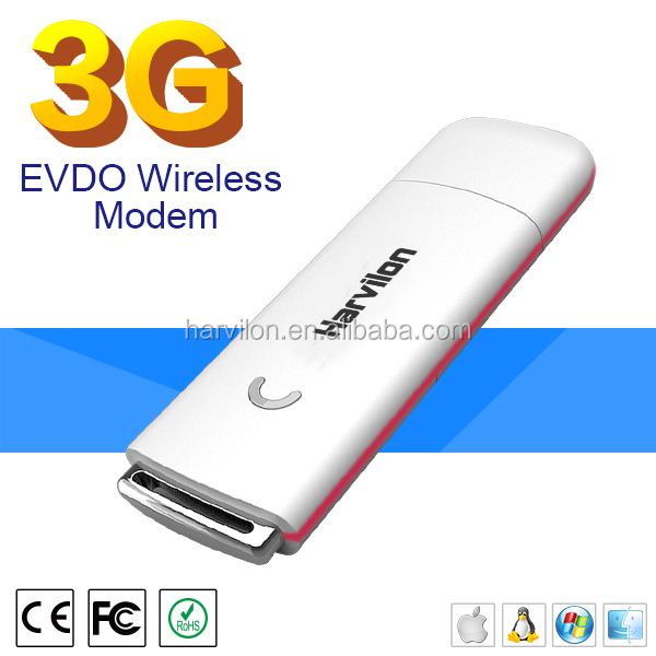 OEM Supported 3g CDMA 1X EV-DO Dongle