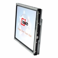 alibaba china 1939L compatible touch screen monitor 19inch touch lcd monitor display