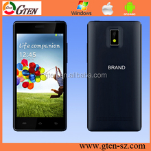 Full functions 5.0inch Quad-Core HD 1GB smart china mobile phone movil china