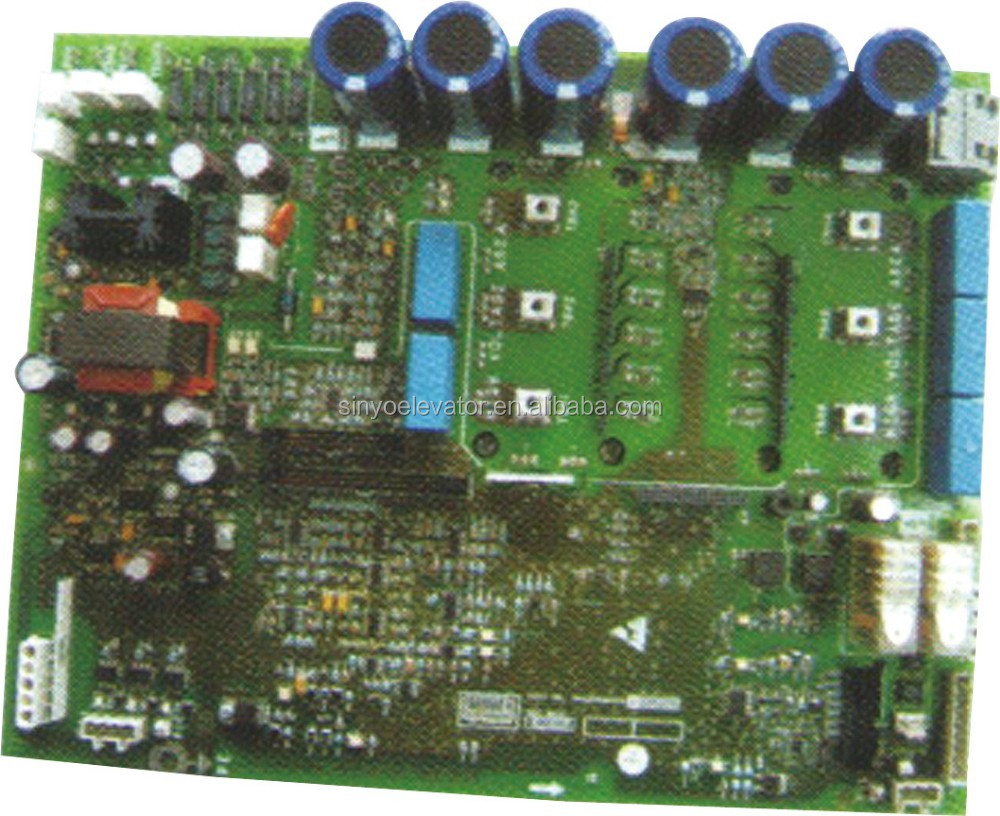 Inverter Drive PC Board For Elevator GBA26810A2