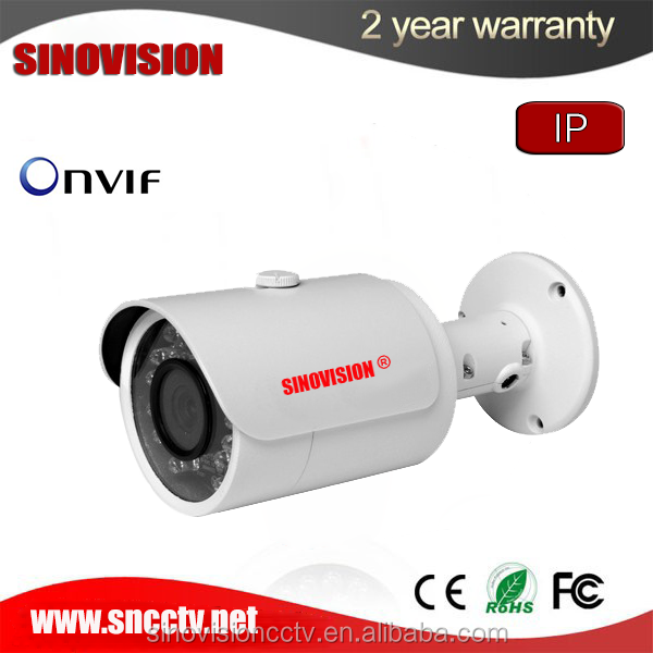AUTO FOCUSING hd camera varifocal lens mini CCTV IP Bullet Camera