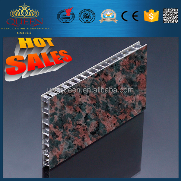 Stone Aluminum Honeycomb Panel for Exterior Wall/Interior Wall