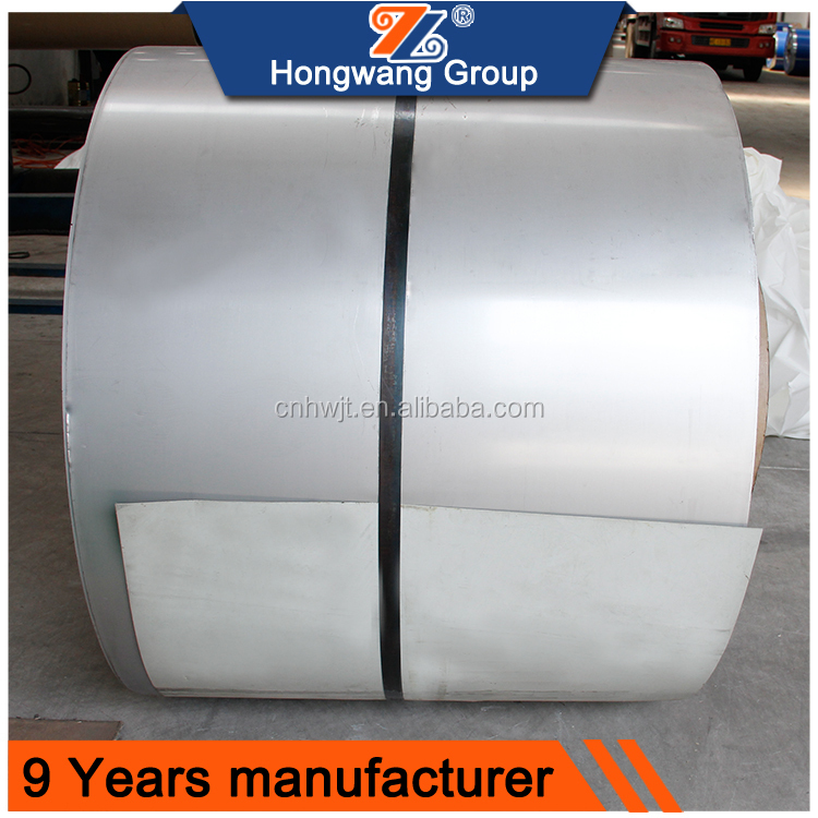 Factory stock baosteel 304 stainless steel coil for slitting
