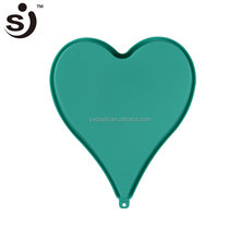 Factory Direct Supply Lovley Heart Shaped Pizza Pan Silicone Cake Baking Pan For Kitchen