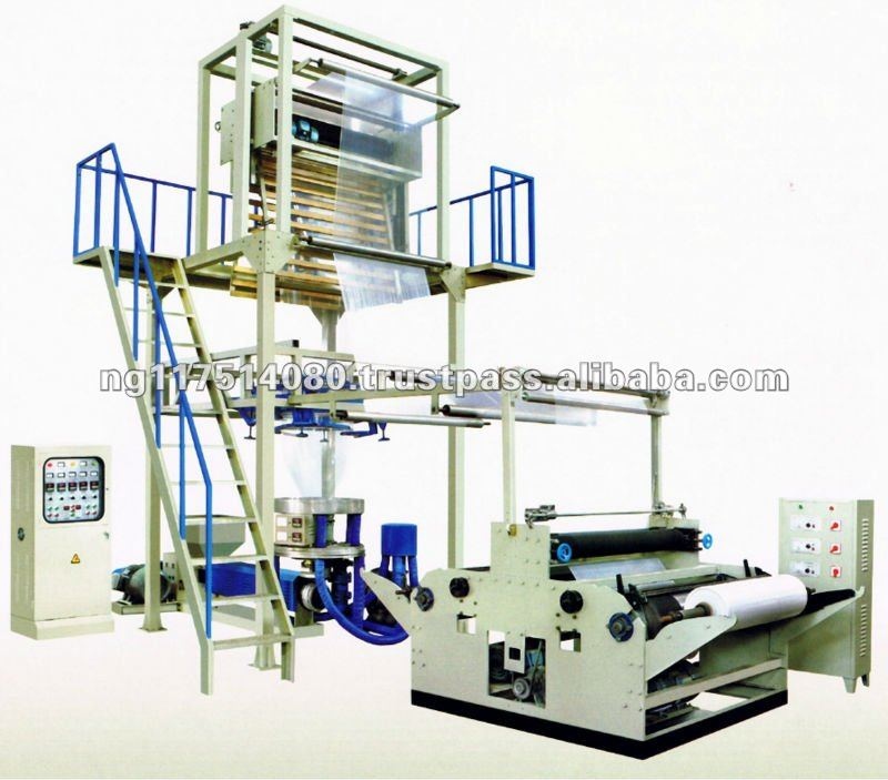 Pure Water Nylon / Film Blowing Machine
